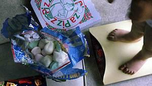 Viel essen und trotzdem abnehmen - das klappt auch nicht mit Chitosan