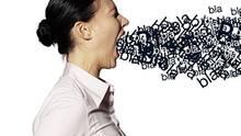Dass sich die Aussprache unfreiwillig ändert, ist ein äußerst seltenes Symptom
