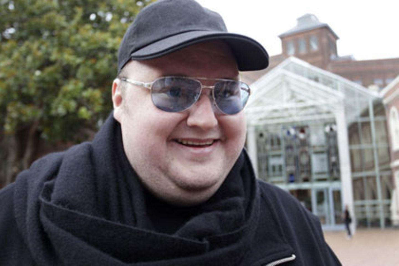 Kim Schmitz im Juni 2012: Der Megaupload-Gründer plant für Januar 2013 eine neue Hostingplattform.