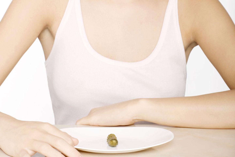 Tägliches Kalorienzählen ist bei den Pro-Ana-Gruppen Pflicht