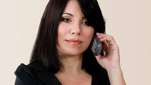 Wenn das Telefon klingelt, hat man im Job vielleicht das große Los gezogen
