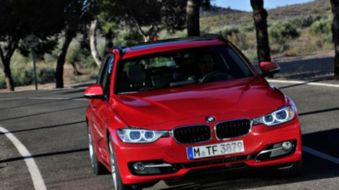 BMW 3er Touring: Für den Sport-Papa