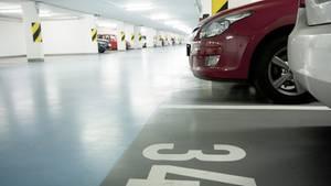 Durch das Teilen kommt ein Teil der Kosten für den Parkplatz wieder rein.