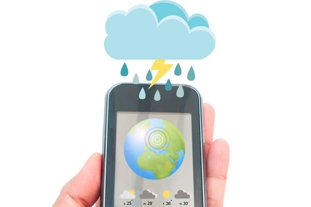 Alleine im Regen: 60 Prozent der Android-Smartphones bekommen keine Sicherheitsupfdates mehr.