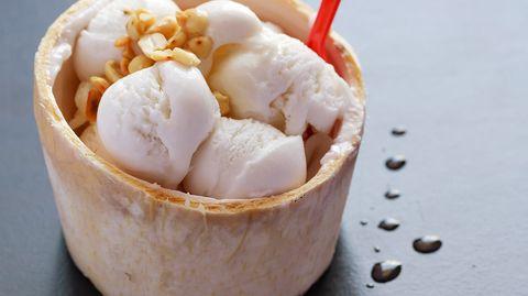 Vanilleeis - der ewige Klassiker und Spitzenreiter unter den beliebtesten Eissorten.