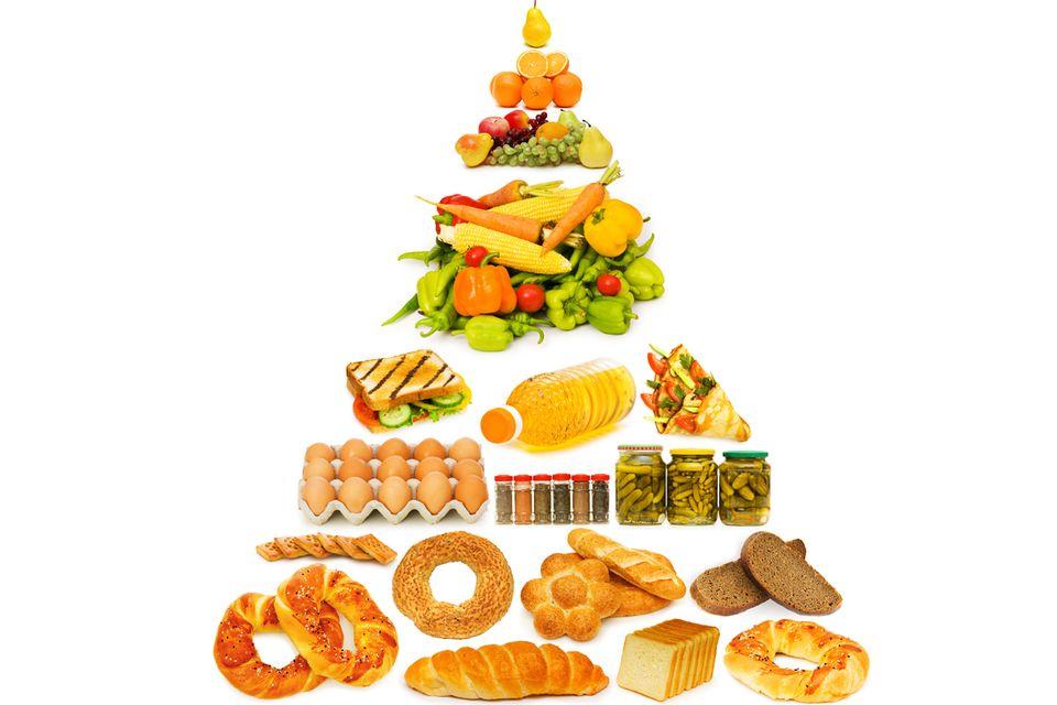 Wer abnehmen will, befolgt die Energiedichte-Regel: Sich an dem satt essen, was besonders wenig Kalorien hat.