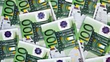 Eine Million Euro sind aus einem Geldtransporter verschwunden