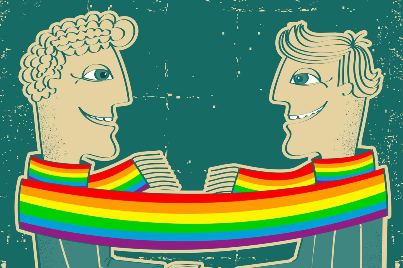 Links cool rechts schwul oder andersrum