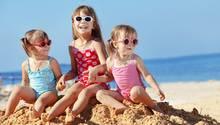Eine Reise mit Kindern fühlt sich nicht immer wie Urlaub an