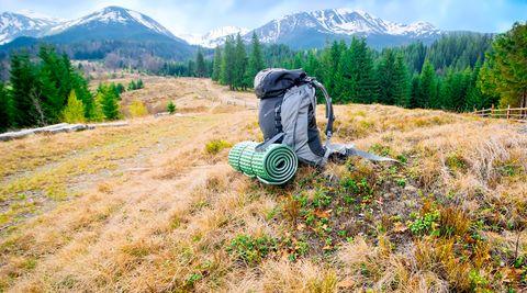 Trekking-Food: Rezepte für die Wildnis