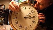 Am 25. Oktober wird die Uhr um eine Stunde zurückgestellt