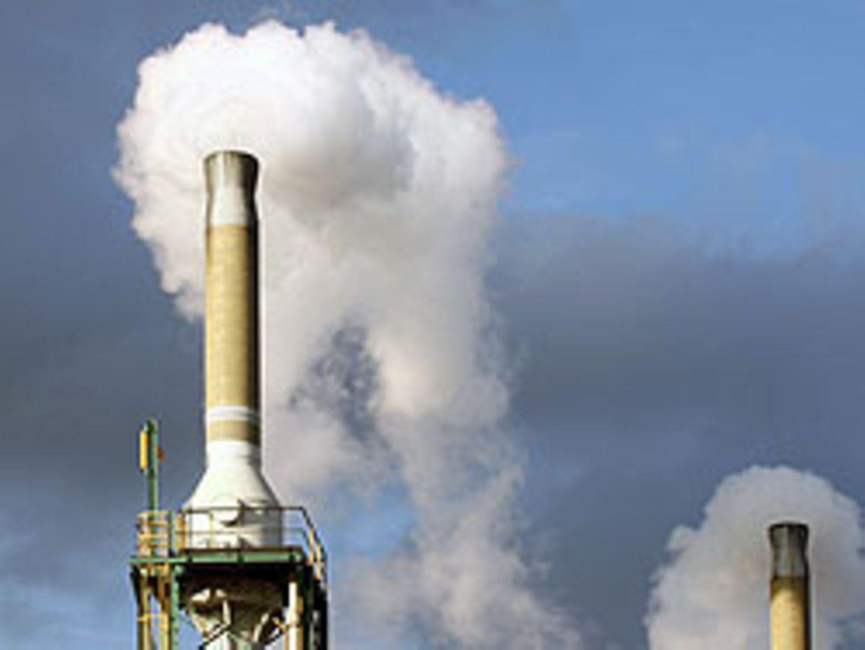 Die Reduktion von Industrie-Emissionen ist unter anderem Ziel der Weltklimakonferenz