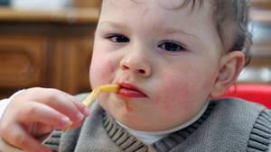 Übergewicht ist auch schon bei Kleinkindern ein Problem
