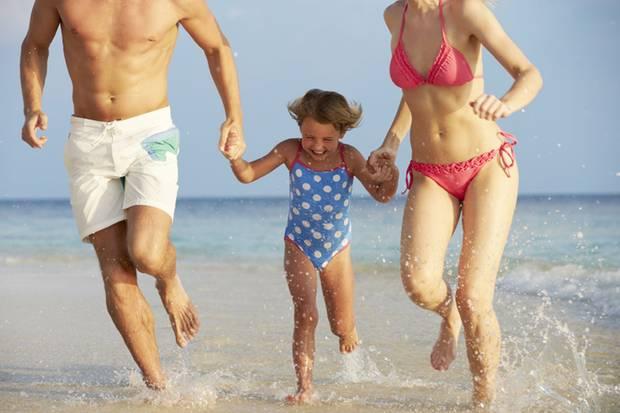 Laufen macht Spaß: Wieviel Freude Ihr Kind daran hat, hängt von Ihnen ab