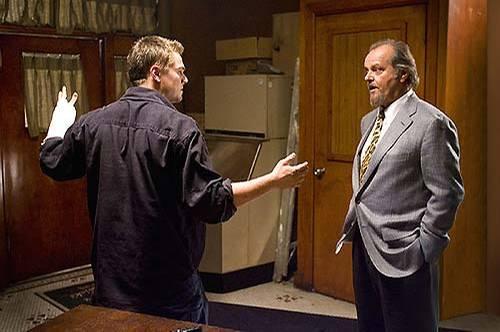 Costello (Jack Nicholson) nimmt Billy (Leonardo DiCaprio) in seine Gang auf