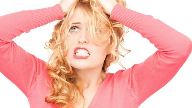 Frauen und Kopfschmerzen