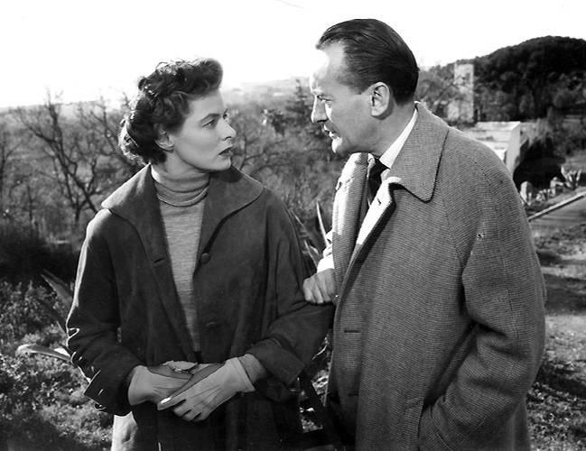 Liebe ist stärker, ITA/FRA 1953/54     Ingrid Bergman, George Sanders