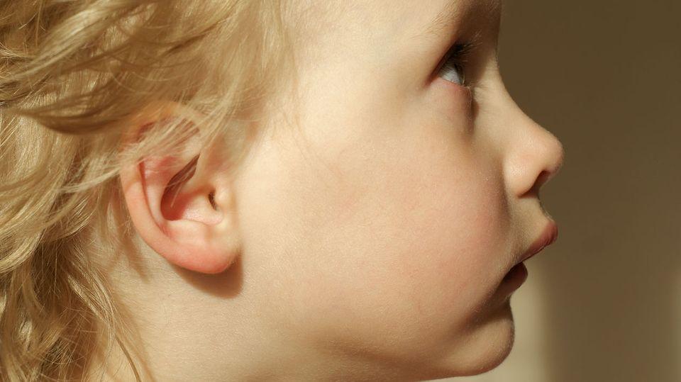 Ist der Gehörgang trocken, ist das Trommelfell noch gesund