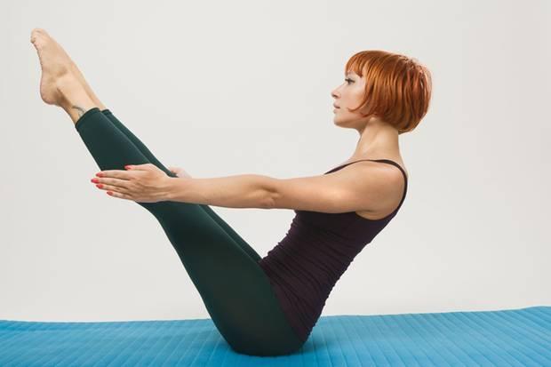 Ganz wichtig: die Übungen zu Hause brav wiederholen