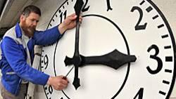 In der Nacht von Samstag auf Sonntag wird die Uhr um eine Stunde nach vorne gedreht