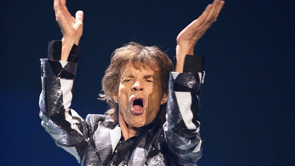 Konzert in Stuttgart: So reagieren die Deutschen, wenn die Rolling Stones kommen