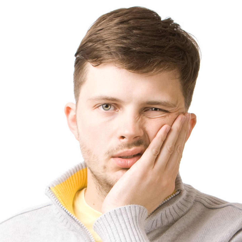 Op dicke zahn backe nach Toter Zahn,