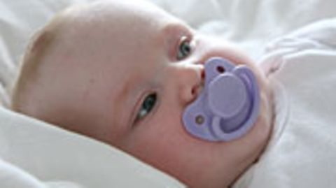 Schnuller sind einer BUND-Untersuchung zufolge oft mit Bisphenol A belastet