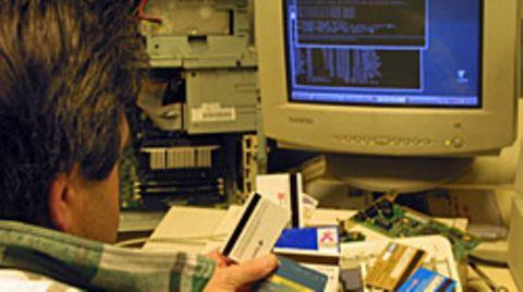 Auf der Hackerseite sollen auch Kreditkartendaten getauscht worden sein