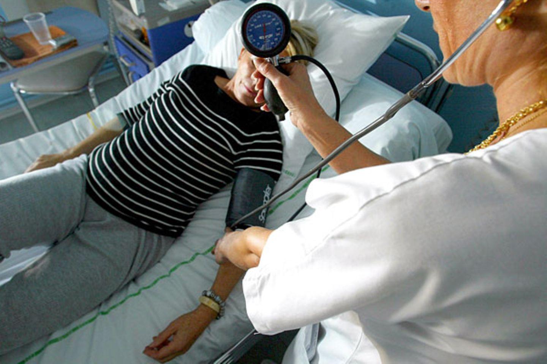 ... genießen großes Vertrauen bei der europäischen Bevölkerung. Krankenschwestern belegen mit einem Vertrauenswert von 86 Prozent den vierten Platz.