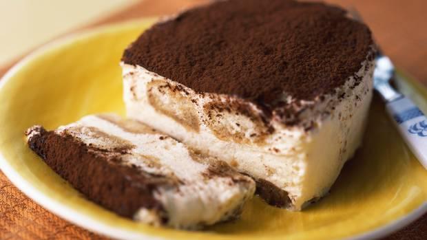 Tiramisu: Im italienischen Dessert können sich Salmonellen einnisten
