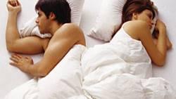 Frust im Bett: 17 Prozent der befragten Paare hatten vier Wochen lang gar keinen Sex