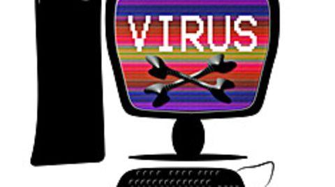 Rechner, die in illegalen Botnetzen verbunden sind, werden über Trojaner-Viren ferngesteuert