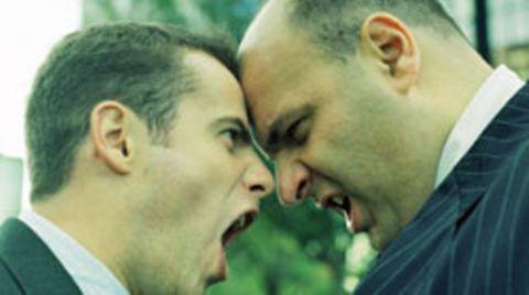 Wenn der Streit mit dem Vermieter ausartet, hilft meist nur noch ein Gang vor Gericht - oder ausziehen