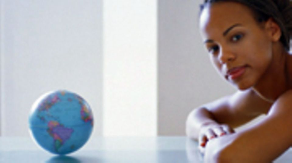 Jungen Menschen bieten sich heute mehr Möglichkeiten denn je, Arbeitserfahrungen im Ausland zu sammeln