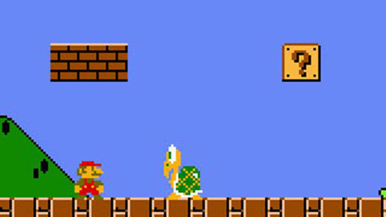 """""""Super Mario Bros.""""    """"Super Mario Bros."""" ist das bestverkaufte Videospiel aller Zeiten. Das Jump-and-Run-Spiel ist nicht nur Ursprung und beständige Inspirationsquelle des gesamten Genres, sondern hatte auch großen Anteil an Nintendos kometenhaften Aufstieg in der Videospielbranche. Einer der absoluten Klassiker  Erschienen 1983"""
