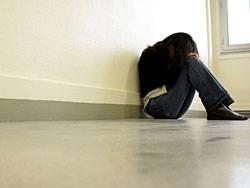 Viele Menschen, die unter Panikaattacken leiden, werden depressiv