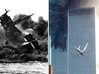 Pearl Harbor (1941); New York (2001)