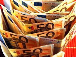 Die Inflation in Deutschland lag im Jahr 2008 bei 2,6 Prozent. Inzwischen hat sich der Trend jedoch wieder umgekehrt