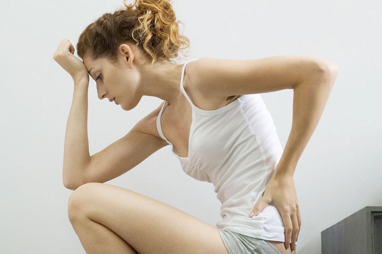 Gehört zum Leben: Ziehen und Zerren zwischen Nacken und Steißbein