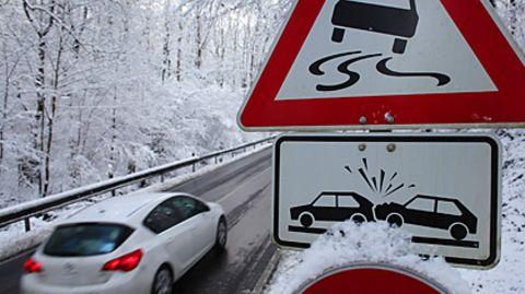 Autofahren im Winter: Sicher durch Eis und Schnee