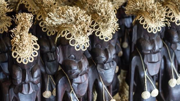 Souvenirs aus Afrika
