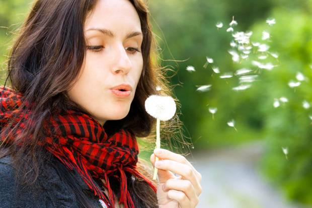 Einfach wegpusten lässt sich eine Allergie nicht: Geduld ist gefragt.