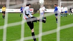Auch bei Amateurspielen werden beachtliche Leistungen gezeigt