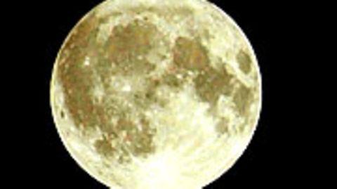 Ziel der deutschen Forschungshöhenflüge: der Mond