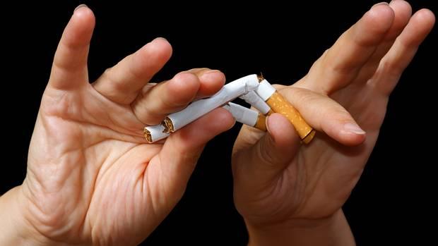 Die neue Pille verringert das Verlangen nach Nikotin und die typischen Entzugssymptome während der Raucherentwöhnung