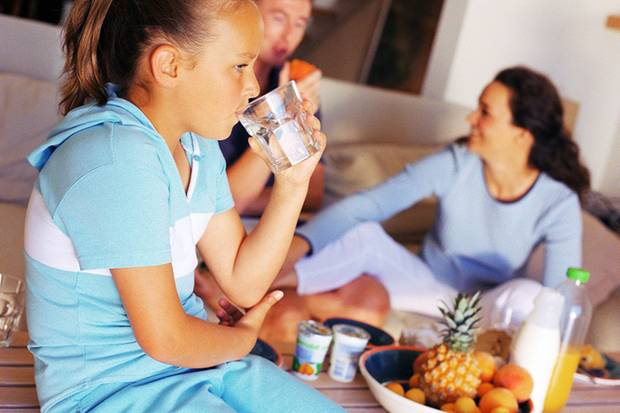 Kinder leiden recht häufig an Lebensmittelallergien. Eltern müssen daher oft eigentlich gesunde Nahrungsmittel vom Speiseplan streichen