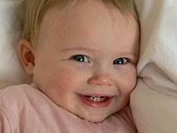 Ob das Baby ohne Brustkrebs-Gen ein Mädchen oder Junge wird, wissen die Eltern noch nicht
