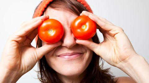 Tomaten machen das Immunsystem gegen Krebszellen fit, haben Wissenschaftler herausgefunden.