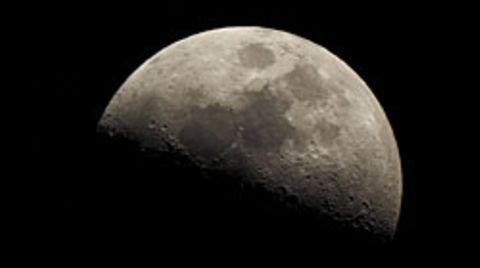 Der Mond ist der bisher am besten erforschte Himmelskörper