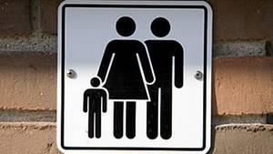 Vater, Mutter, Kind - das traditionelle Familienmodell muss nicht unbedingt das beste sein
